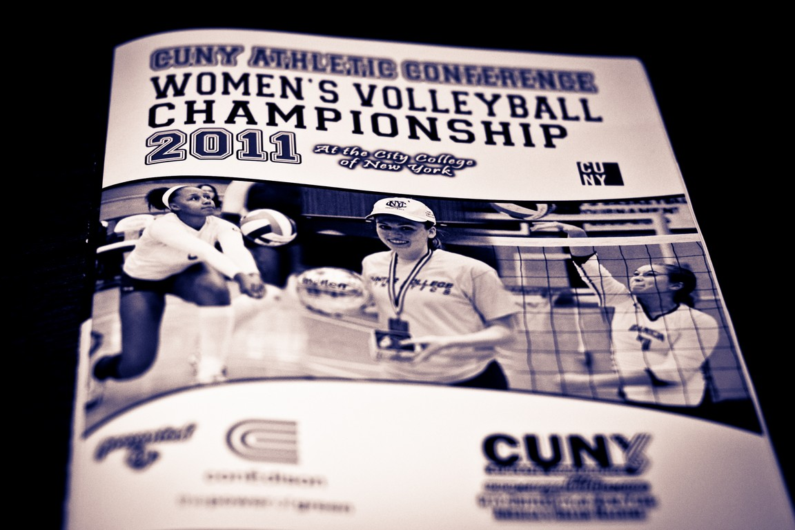 2011 CUNYAC Women's Volleyball Finals