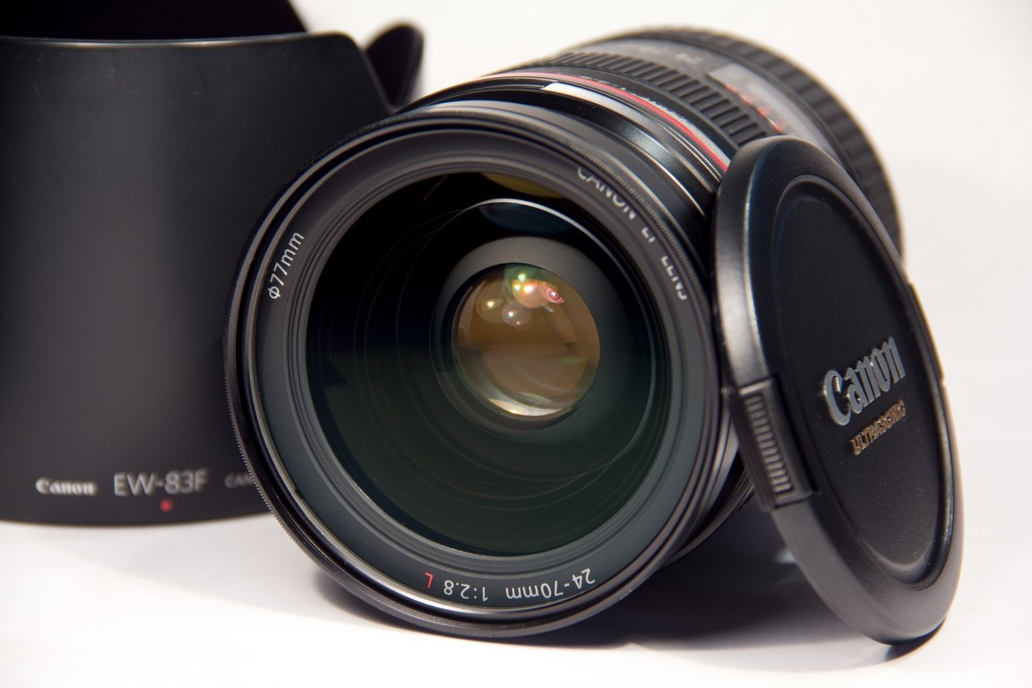 Review of Canon EF 24-70mm L f/2.8 lens