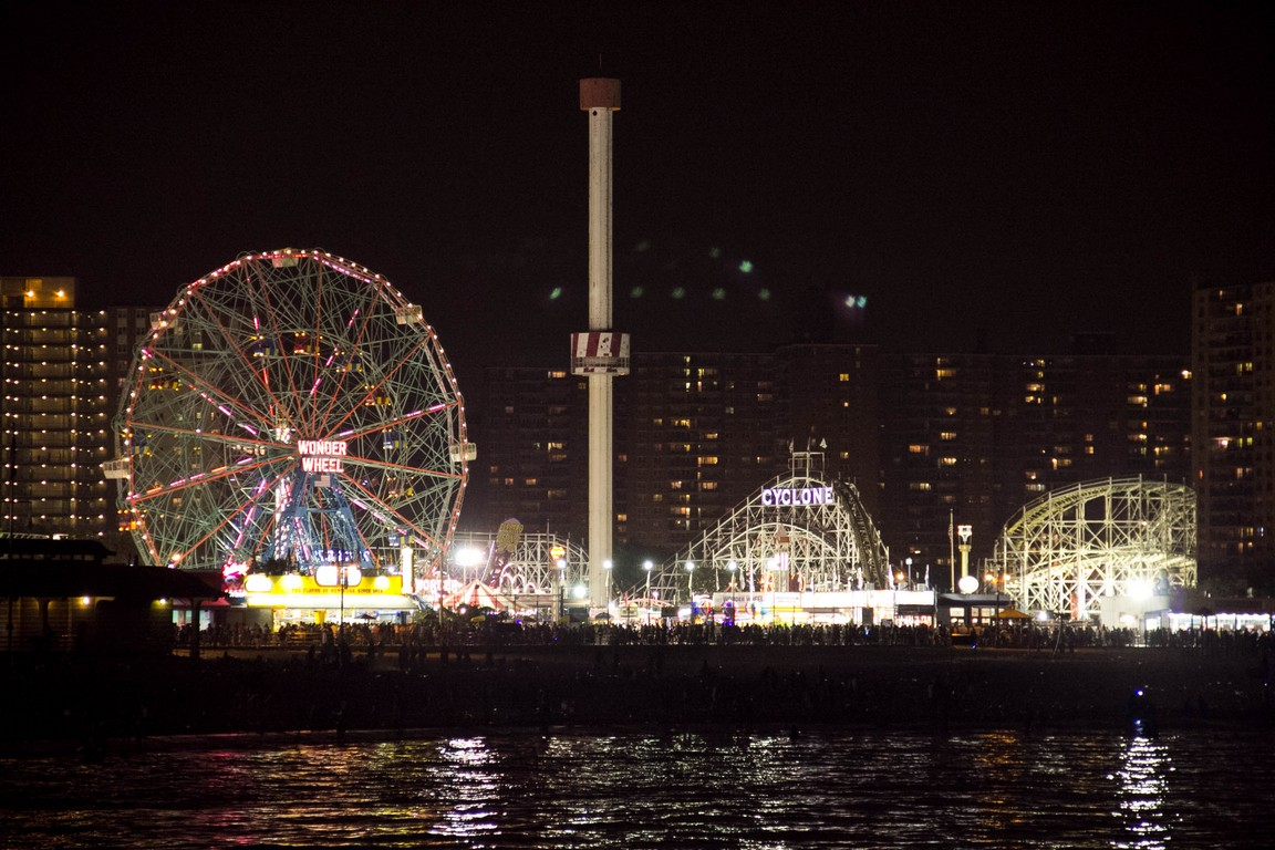 A visit to Coney Island in Brooklyn