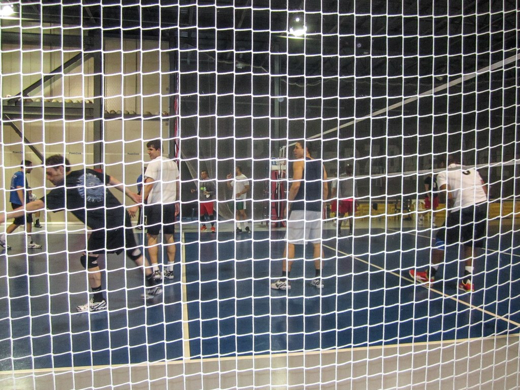 Powerzone volleyball tournament