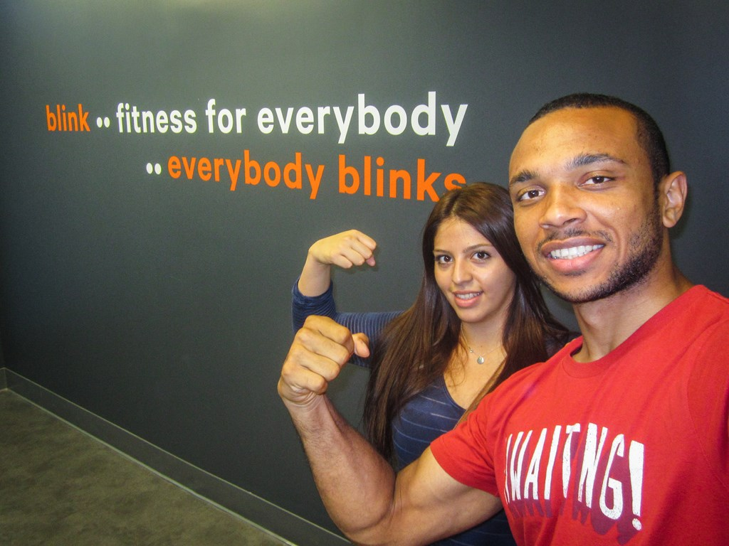 Review of Blink Fitness in Jackson Heights