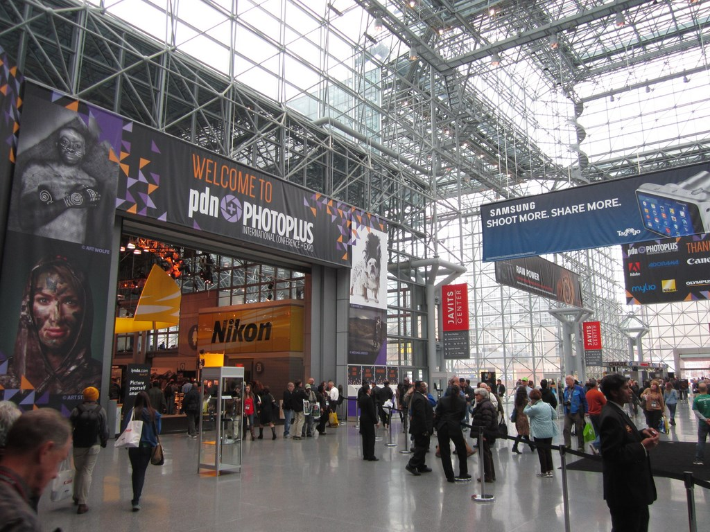 2014 PDN Photoplus Expo at the Jacob Javits Center