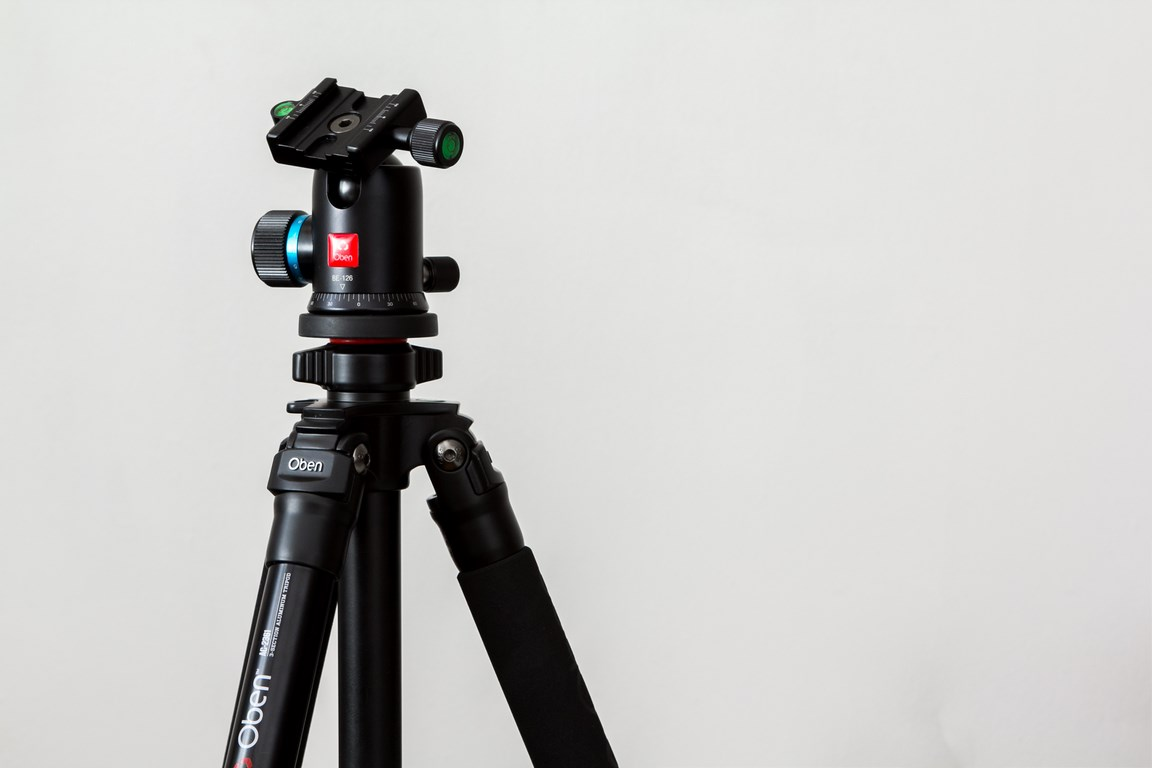 Oben AC-2361 Tripod with BE-126 Ball Head