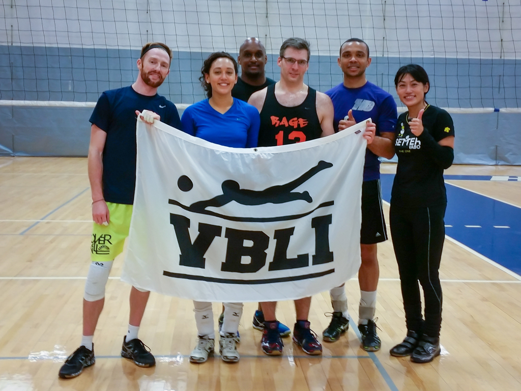 Another VBLI win at Hofstra University