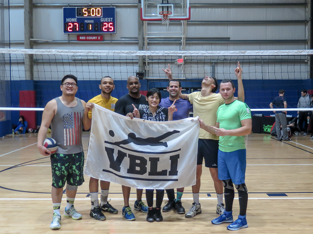 Jairo Volleyball Tournament - Stamford Chelsea Piers