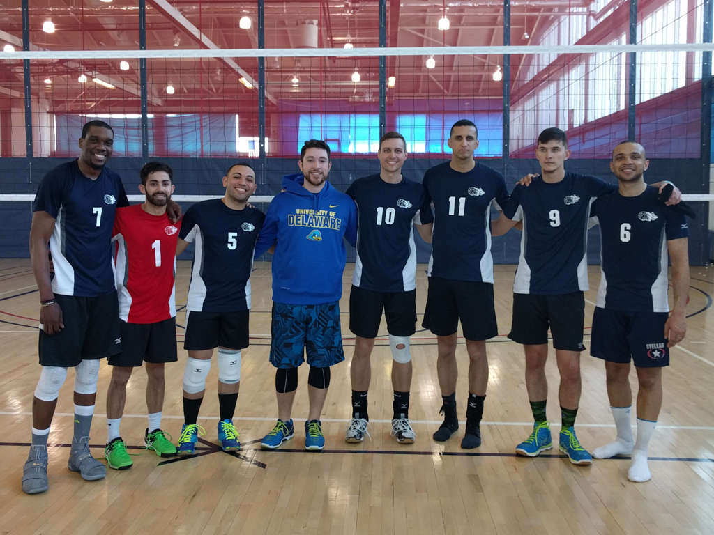 2017 NAGVA Volleyball Tournament - Queens College
