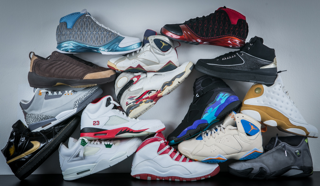 FOR SALE! - My Nike Air Jordan Collection