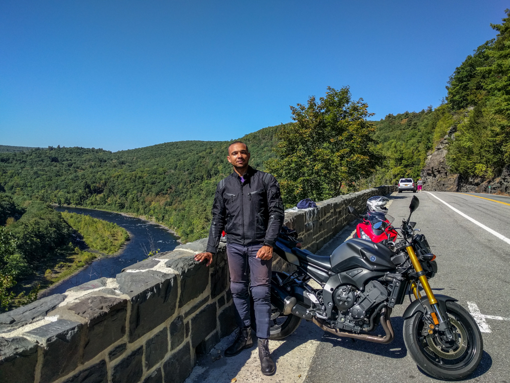 Hawks Nest Motorcycle Ride