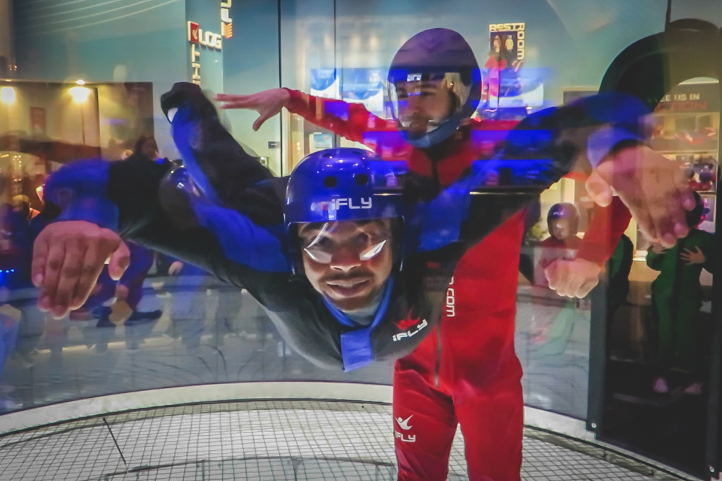 iFLY Indoor Skydiving Westchester
