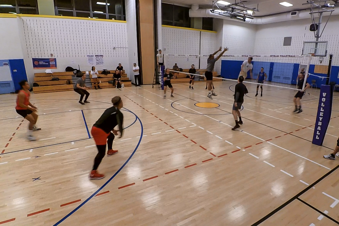 Gotham Volleyball - Oct 22 2018