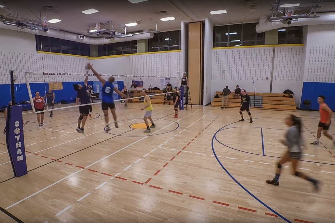GOTHAM VOLLEYBALL – NOV 19 2018