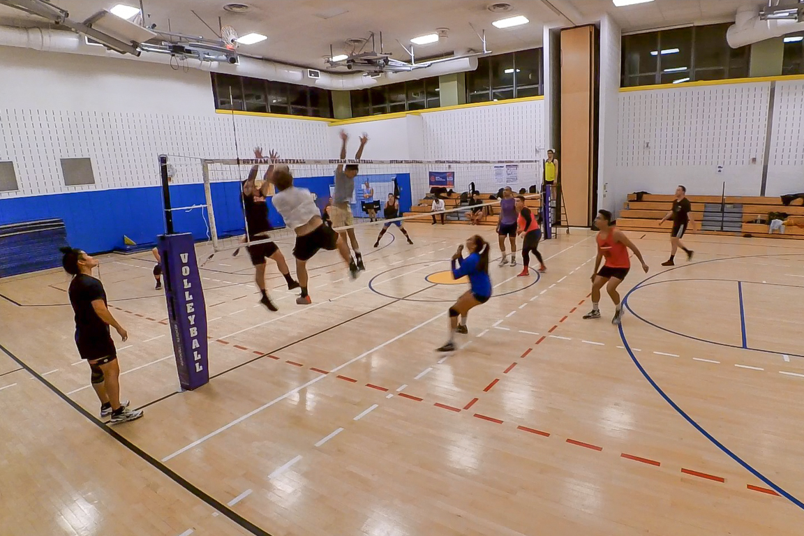 GOTHAM VOLLEYBALL – Nov 5 2018