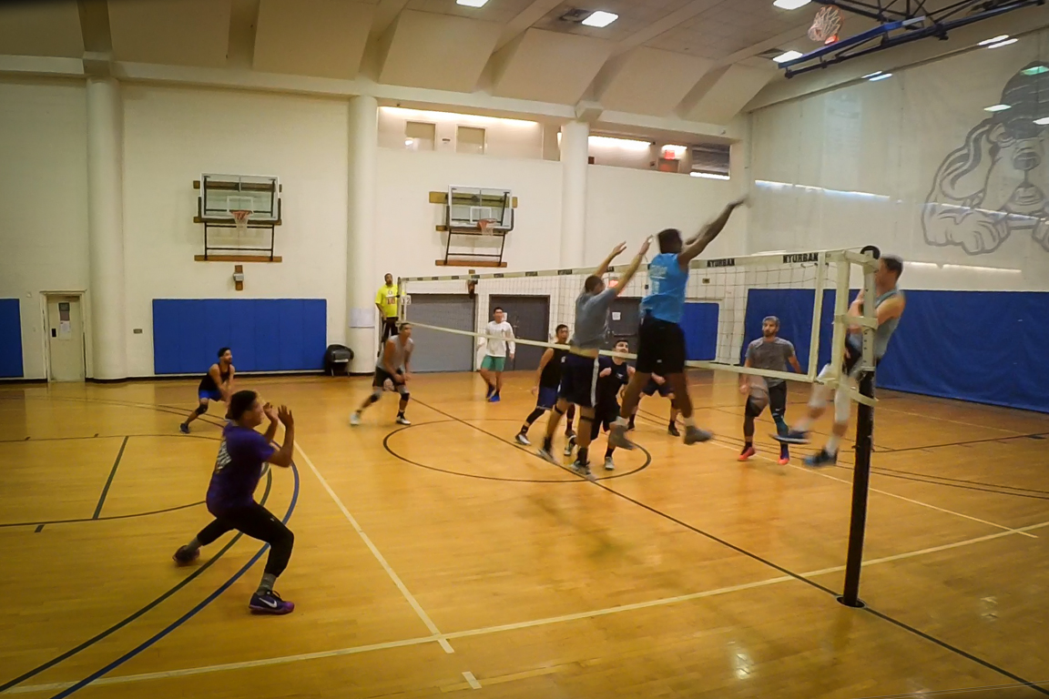 NYURBAN VOLLEYBALL – NOV 13