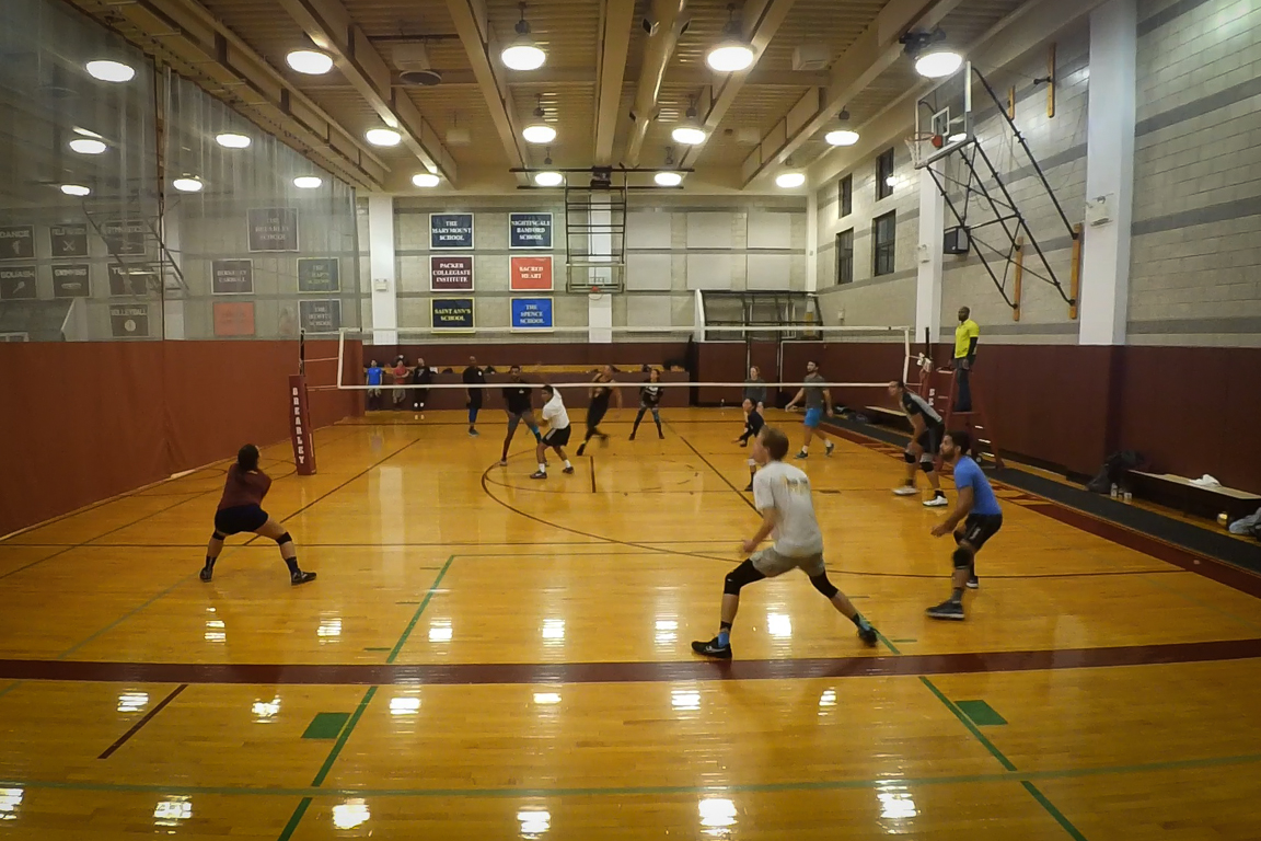 NYURBAN VOLLEYBALL – NOV 14