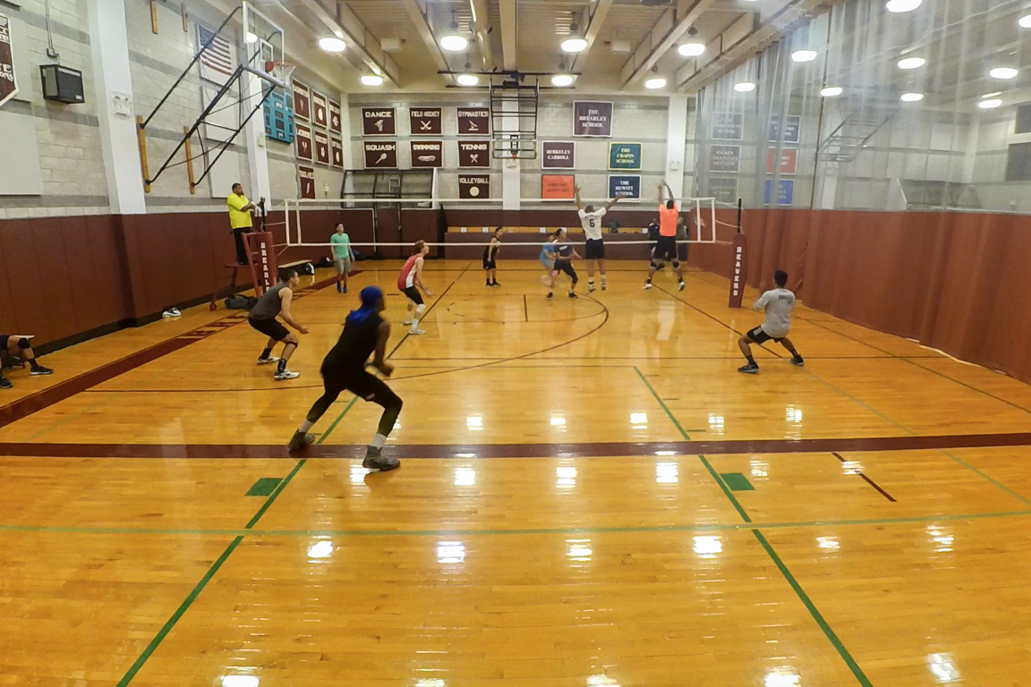 NYURBAN VOLLEYBALL – NOV 20