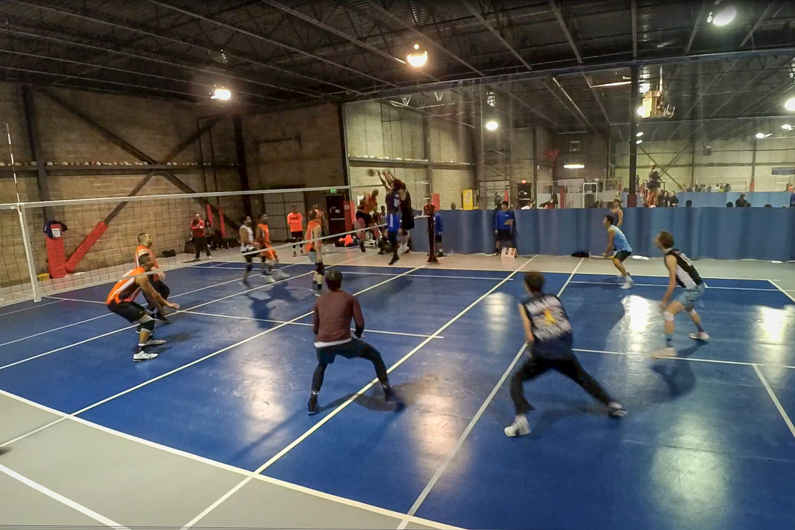 Powerzone Volleyball Tournament - Nov 2018