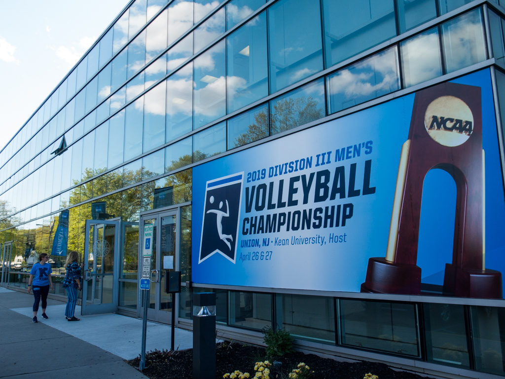2019 D3 Men's Volleyball Championship