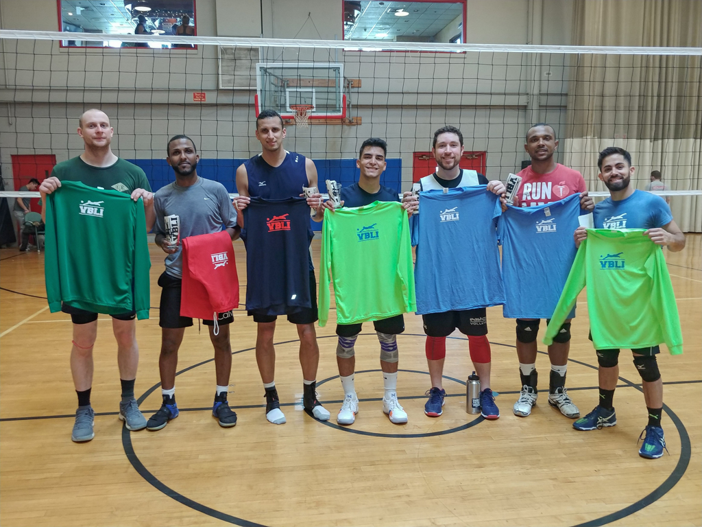 VBLI Indoor Men's Volleyball Tournament