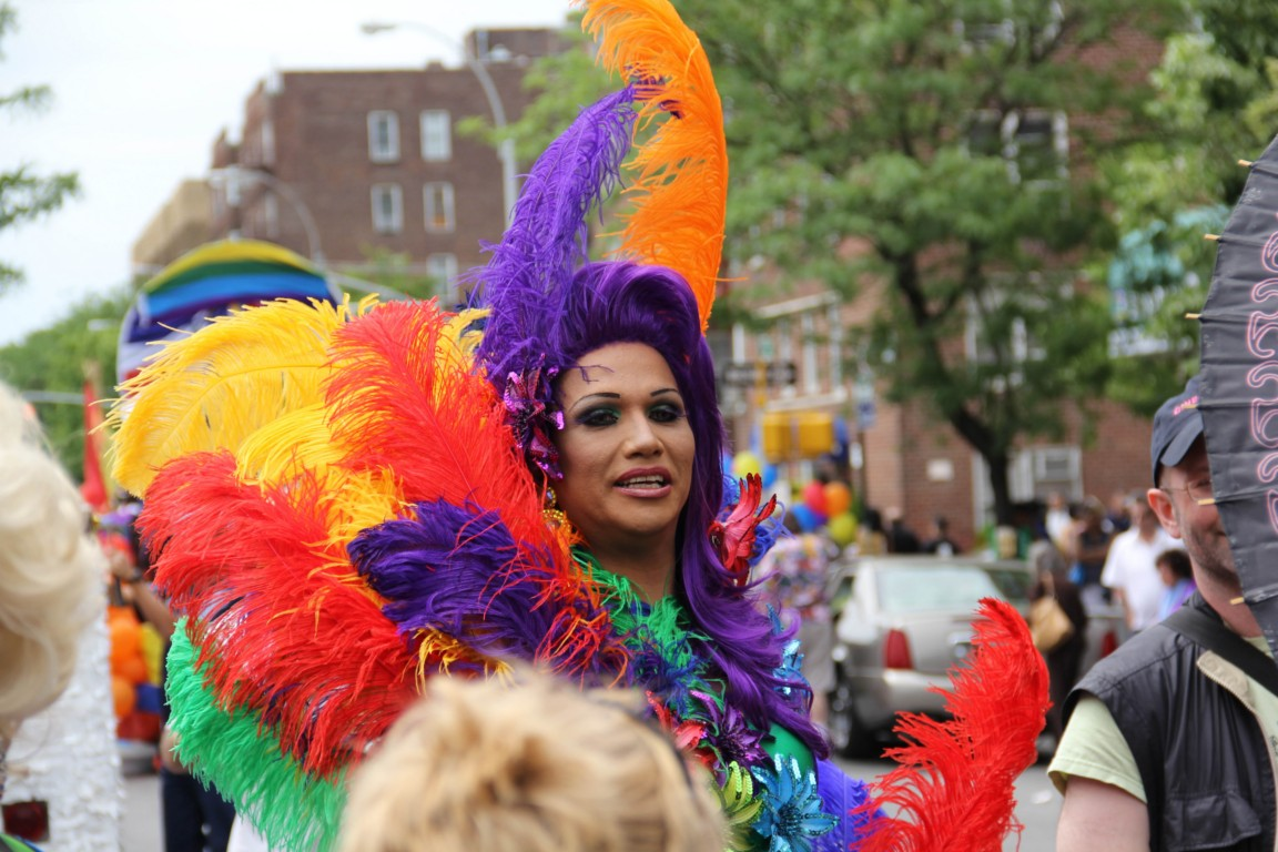 Jackson Heights pride parade