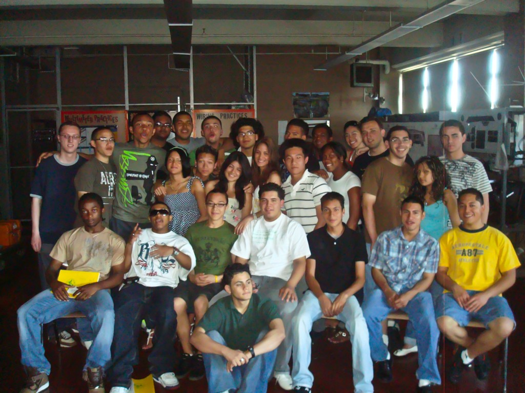 Memories from 2008 Shop Class