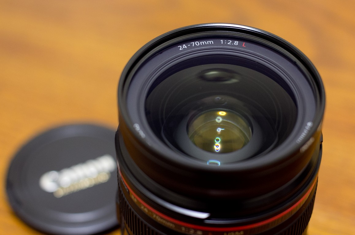Canon 24-70mm 2.8 L acquired