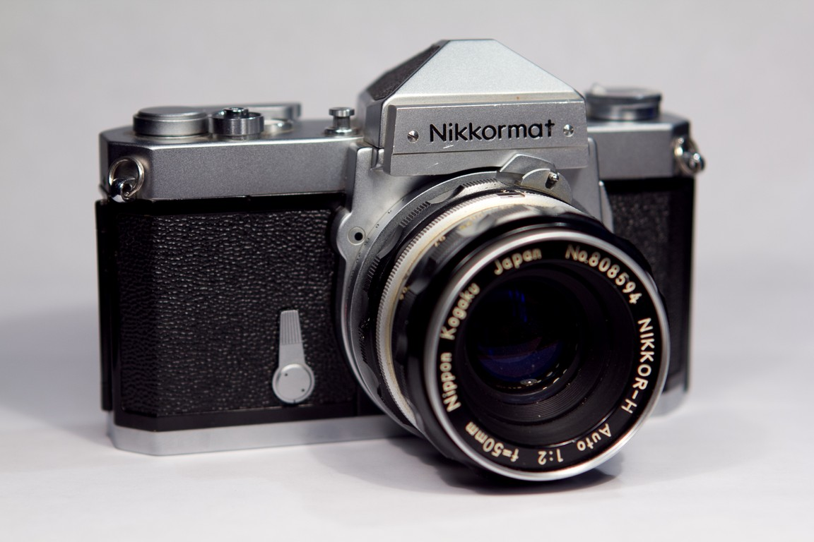 Review of Nikkormat FT w/ 50mm f/1.4