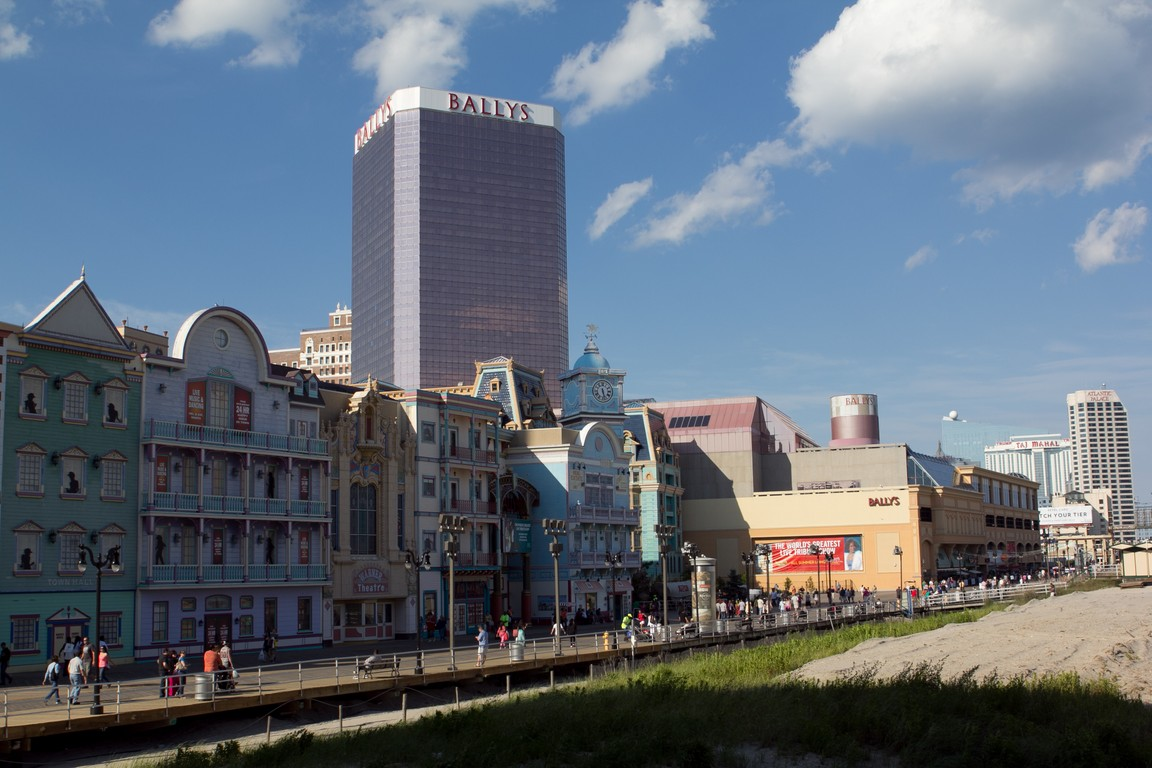 Casino jobs employment in atlantic city