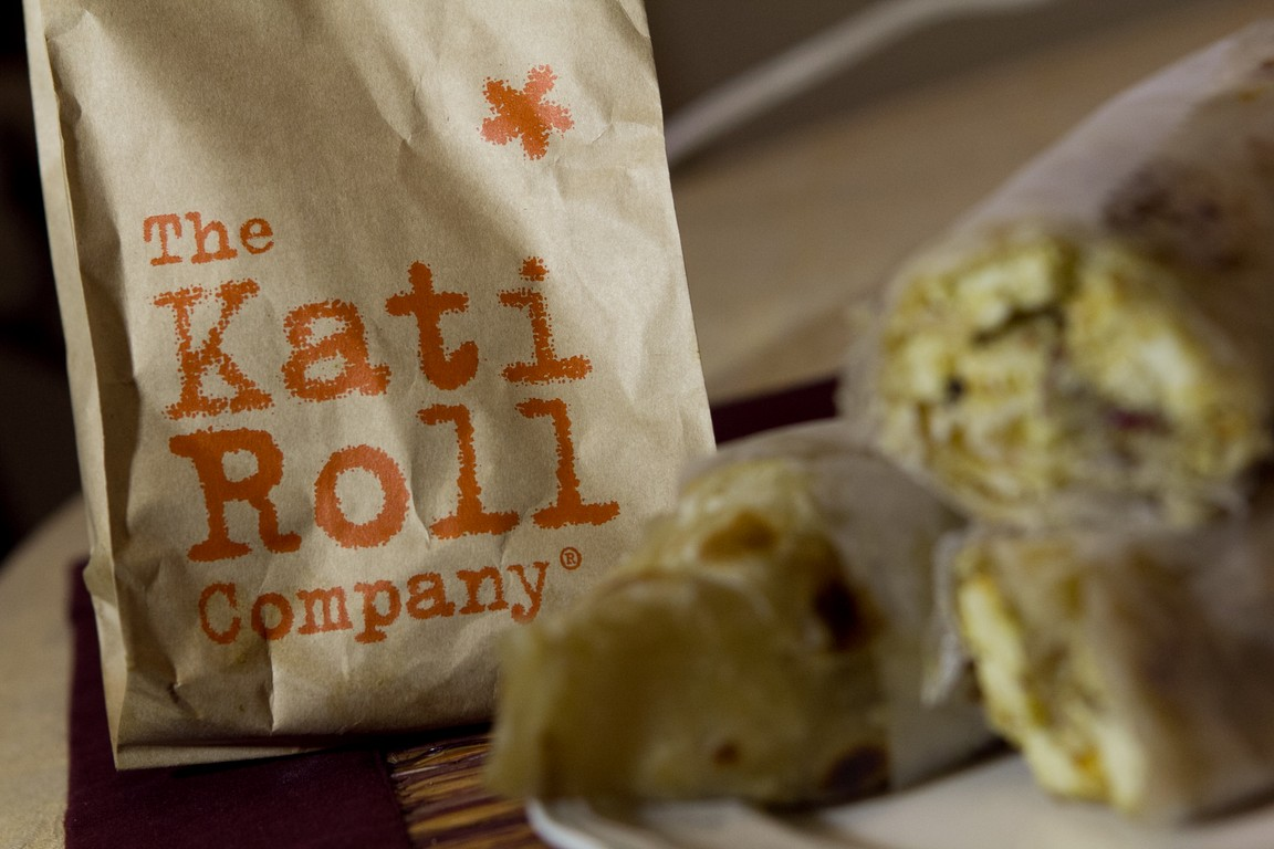 The Kati Roll Company New York City