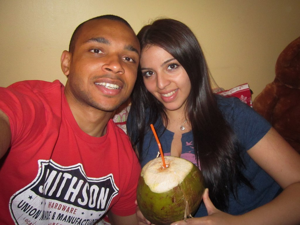 Coconut with Tania