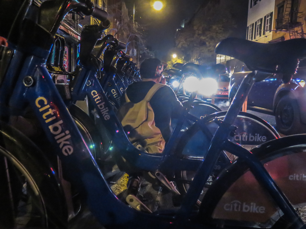 Citi Bike NYC picture Instagram Meetup