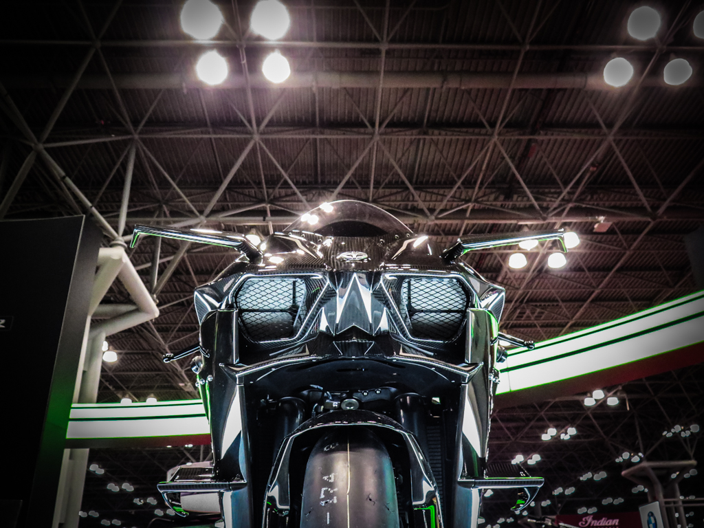2015 Progressive International Motorcycle Show