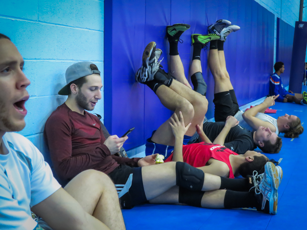 Side Out Sports Volleyball Cash Tournament New Jersey