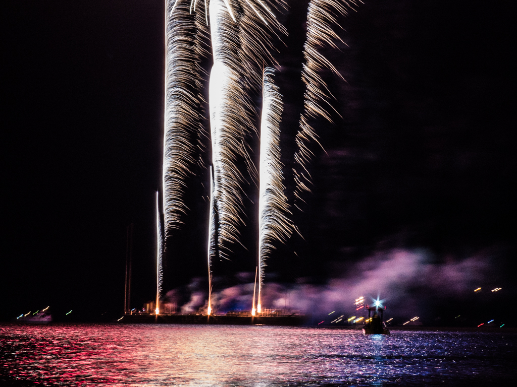 4 of july fireworks outside new york city