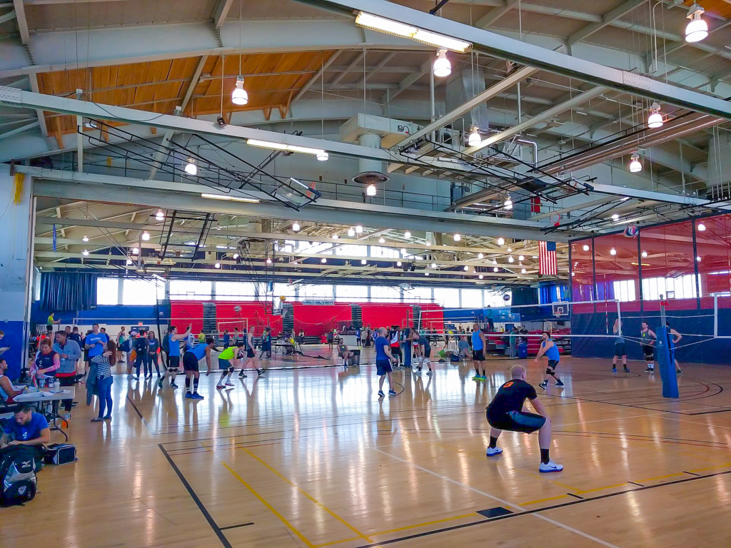 2017 NAGVA Volleyball Tournament at Queens College
