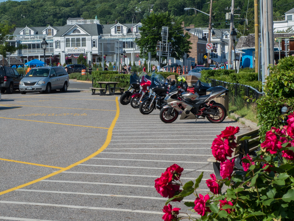 Motorcycles Port Jefferson New York State