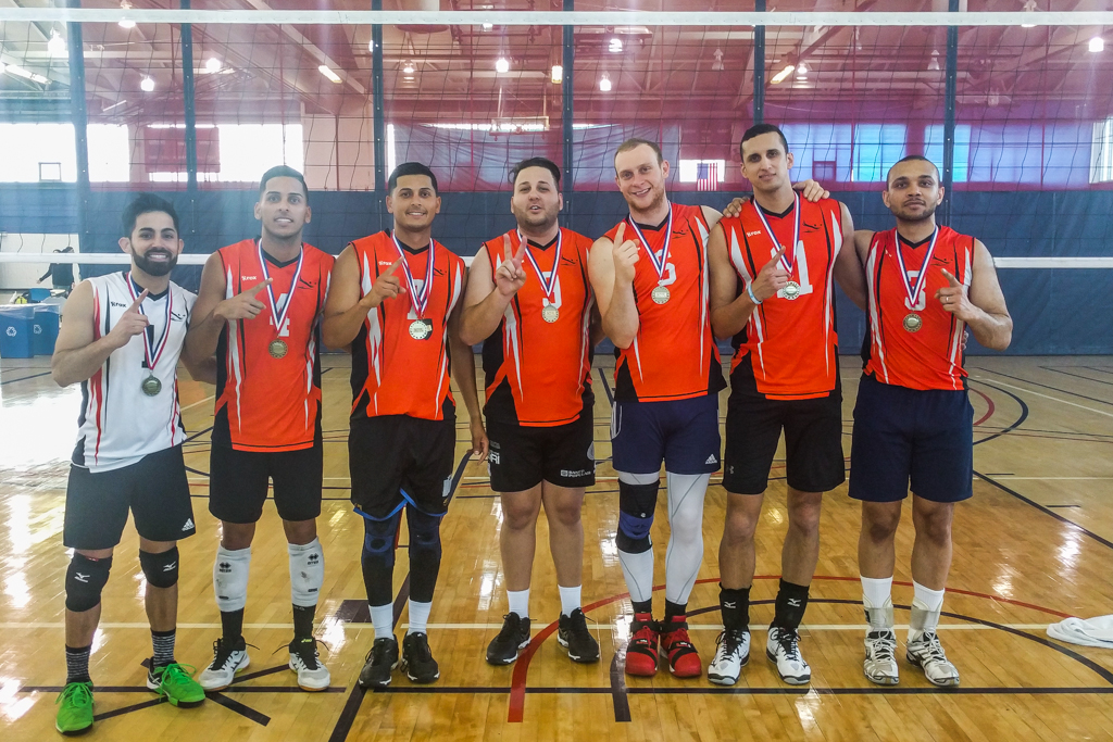 2018 NAGVA Volleyball Tournament - Queens College